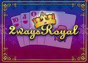 2 way royal poker