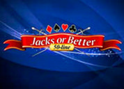 Jacks or better 50lines