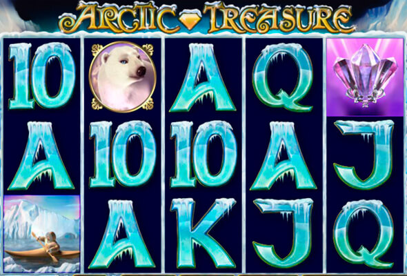 Arctic treasure / Сокровища Арктики