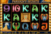 Pharaohs Secrets / Секреты фараона