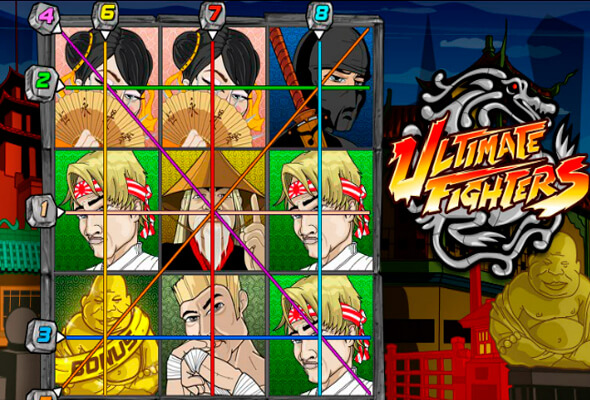 Ultimate Fighters / Уличные Бойцы